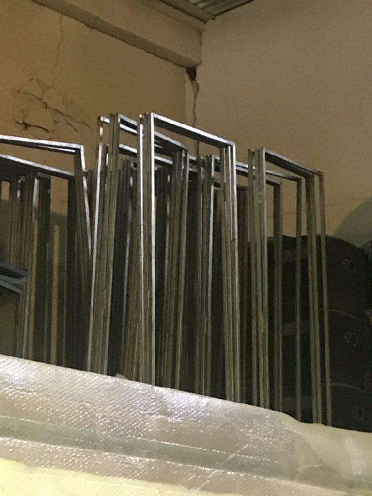 پارتیشن فلزی 2