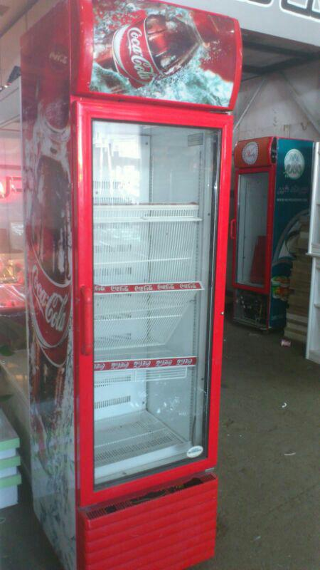 یخچال نوشیدنی تک درب 1