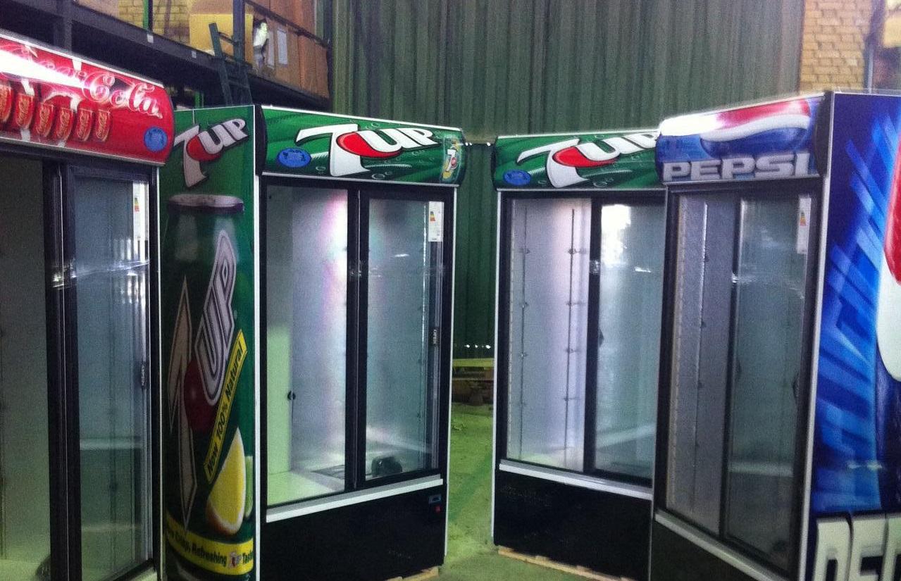 یخچال نوشیدنی دو درب 1